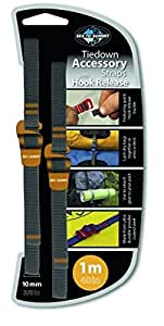 Sea To Summit Hook Release Accessory Straps, 2 m
