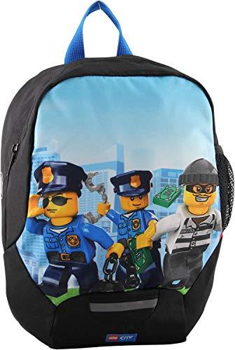 5421a6e87 LEGO Bags Lego Bags - Zaino leggero per bambini con Lego City, 32 cm,