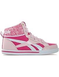 Reebok - Zapatillas de Material Sintético para niña Rosa ULTRBRRY/BLUE/WHT/YLLW, color Rosa, talla 22