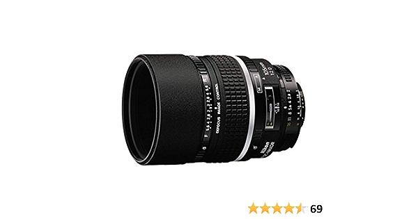 Nikon Af Dc Nikkor 105mm 1 2 D Objektiv Kamera