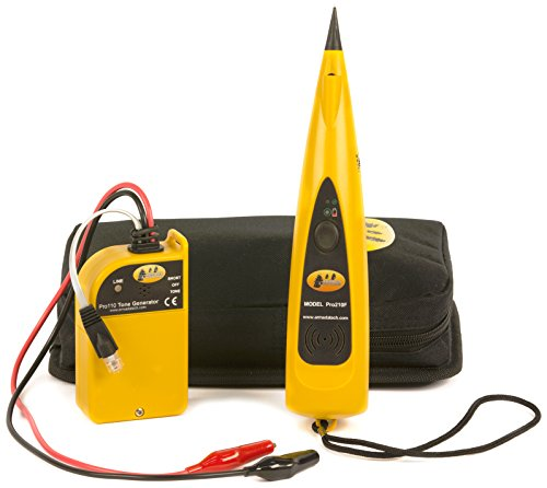Price comparison product image Advanced Tone and Filter Probe Kit, Yellow