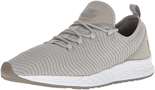 Preisvergleich Produktbild New Balance Men's Arishi v1 Fresh Foam Running Shoe,  Grey,  10 4E US
