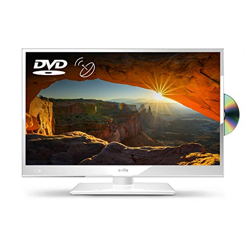 Cello C20230F 20 inch HD Ready LED TV with Freeview - White