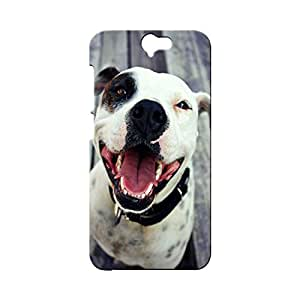 BLUEDIO Designer Printed Back case cover for HTC One A9 - G5965