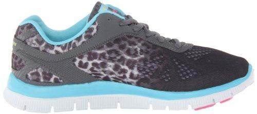 Skechers Flex AppealSerengeti Damen Sneakers Grau (CCLB)