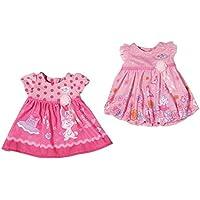 Baby Born - 822111 - Vestido para muñecas (Un vestido suministrado)