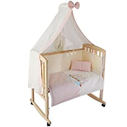 infantastic BAWG01Pink sky Babywiege