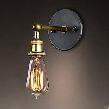 CNMKLM AC 110-130 / AC 220-240 40W E26/E27 Rustico Bronzo caratteristica for LED,Luce ambient Lampade a candela da parete Luce a muro ,