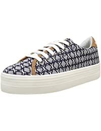 No Name Plato Sneaker, Baskets Basses Femme
