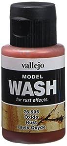 VALLEJO-3076506 76506 VALLEJO Model Wash Color Oxid, Surtido (3076506