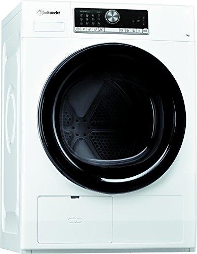 Bauknecht TR Style 72A3 BW Wärmepumpentrockner / A+++ / 7 kg / Verbesserter Knitterschutz / Besonders energiesparend