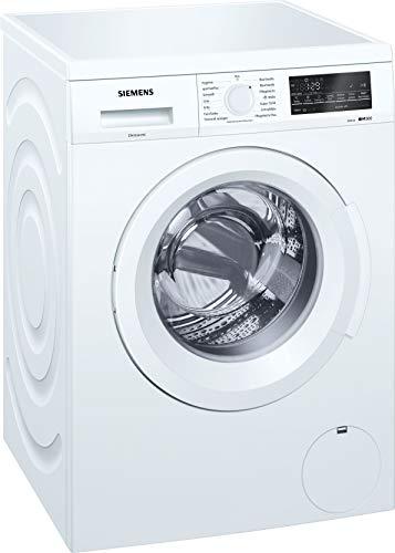 Siemens iQ500 WU14Q420 Waschmaschine / 7,00 kg / A+++ / 122 kWh / 1.400 U/min / Schnellwaschprogramm / Nachlegefunktion / aquaStop mit lebenslanger