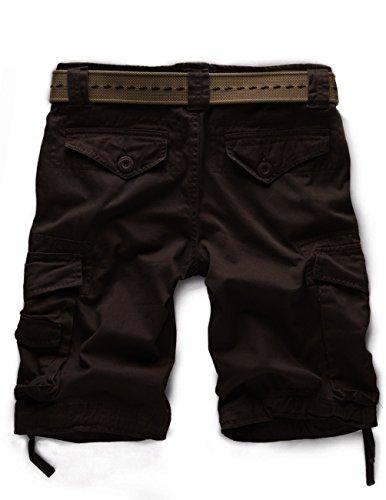 Match Herren Cargo Shorts #S3620 3612 Hellbraun( Light brown)