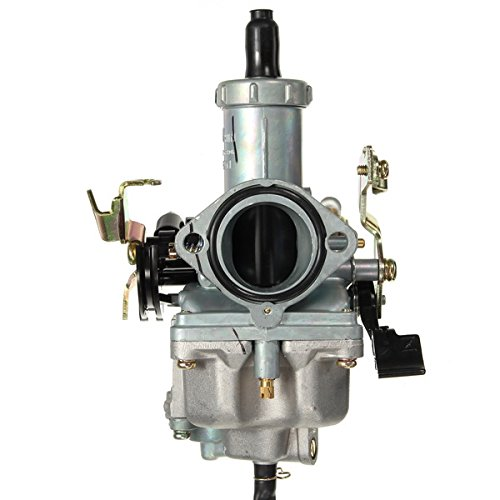 Wooya Carb Vergaser Pz30 Mit Pumpe Für 250Er Motor ATV Motorrad Beschleunigt (Motor 250er)