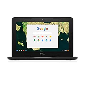 "Dell 3189 Chromebook 11 11.6"" Touch Screen Laptop - 4GB RAM 16GB HD 2 in 1 Convertible Notebook C Netbook WiFi Bluetooth"