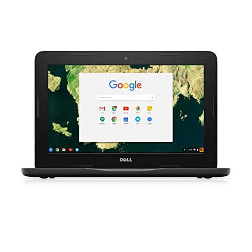 REYTID Dell 3189 Chromebook 11 11,6-Zoll Touchscreen Laptop - 4GB RAM 16GB HD 2 in1 Convertible Notebook C Netbook WiFi Bluetooth