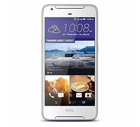 Smartphone HTC 628 (16 GB Dual-Speicher Nano Sim 2GB RAM 4G LTE hoofdcamera 13 MP-Kamera 5 MP vor) Weiß