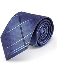 f437859b646e UWUTONGLazy zip cravatta da uomo casual business 6CM cravatta coreana della  sezione stretta