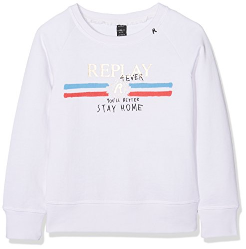 Replay Sweat-Shirt Fille Replay