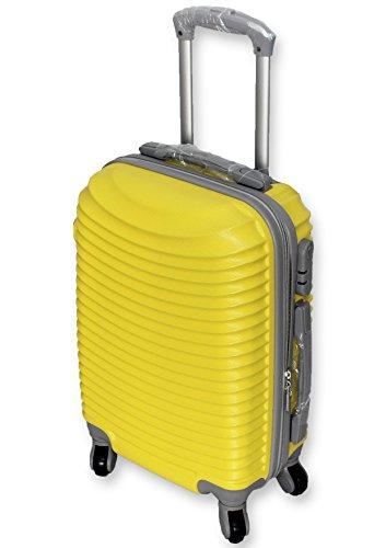 trolley-valigia-bagaglio-a-mano-cabina-ryanair-easy-jet-4-ruote-low-cost-2016-giallo
