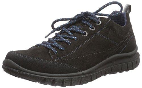 Legero Campo, Sneaker Basse Uomo Grigio (Grau (PIOMBO 04))