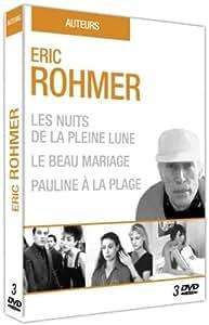Rohmer 2 - Les Nuits De La Pleine Lune, Le Beau Mariage, Pauline À La Plage