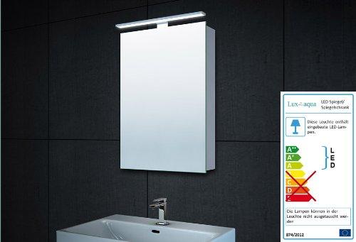 Kleiner Spiegelschrank 40 cm - 2