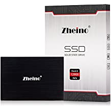 Zheino 2,5 pollici IDE PATA 44 Pins SSD da 128GB Solid State Drive per Laptop
