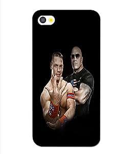 instyler BACK COVER CASE FOR APPLE I PHONE 4S