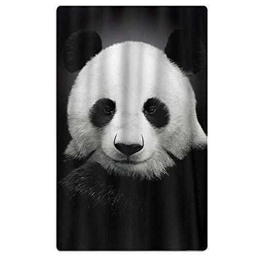 No Soy Como Tu Strandtücher Handtücher Panda Giant Black White Beach Towel Soft Quick Dry Lightweight High Absorbent Pool Spa Towel for Men Women 31 X 51 inch