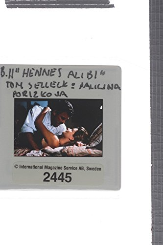 slides-photo-of-tom-selleck-paulina-porizkova-in-the-1989-film-hennes-alibi-her-alibi