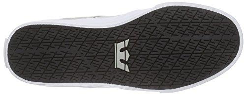 Supra Stacks Vulc Ii, Sneakers Basses mixte adulte Gris (LIGHT GREY - WHITE LGY)