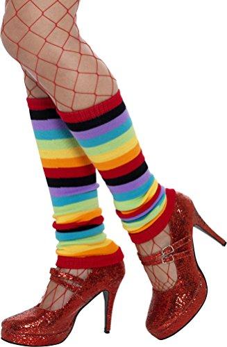 Preisvergleich Produktbild Smiffy's 43516 - Beinlinge Regenbogen