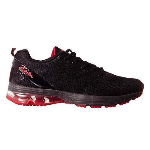 Australian AU302 Hommes, synthétique, Sneaker Low