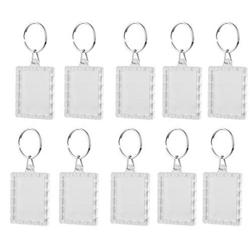 10pcs-llavero-de-anillo-marco-de-foto-rectangulo-movible-acrilico-metal-blanco-35x43cm