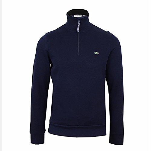 lacoste-2017-mens-half-zip-interlock-sweatshirt-navy-blue-size-4-m