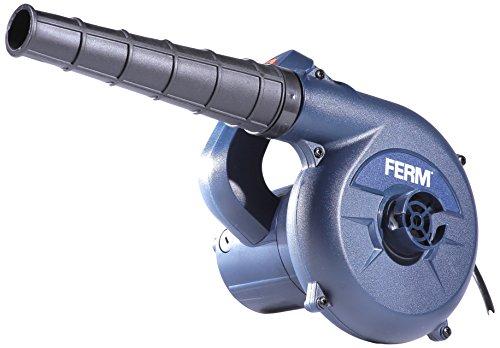 FERM Soplador de polvo eléctrico 400 W EBM1003
