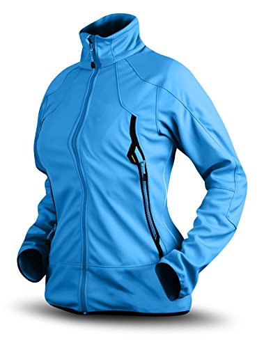 Trimm giacca da donna rom Mare blu