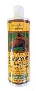 HORSE SHAMPOO FOR HUMAN USE FOR HAIR GROWTH 450ML