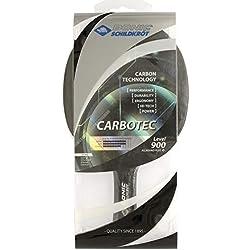 Raquette de tennis de table CARBOTEC 900 (manche concave)