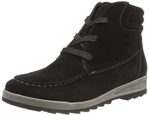 ara ROM, Damen Desert Boots, Schwarz (Schwarz 91), 41 EU (7 UK)