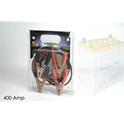 Cavi collegamento batteria avviamento 400 amp camper auto camion moto macchine