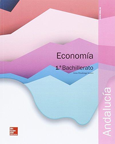 Economía   1º Bachillerato   9788448610555