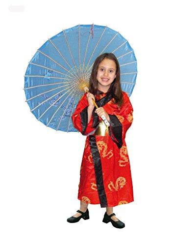 Geisha Kostüm Kinder Größe von 6bis (Geisha Kostüm Kind)