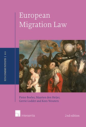 European Migration Law (Ius Communitatis Series)