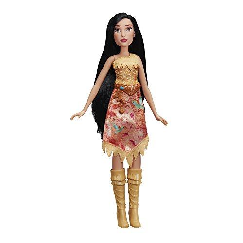 Hasbro Disney Prinzessin E0276ES2 Schimmerglanz Pocahontas, -