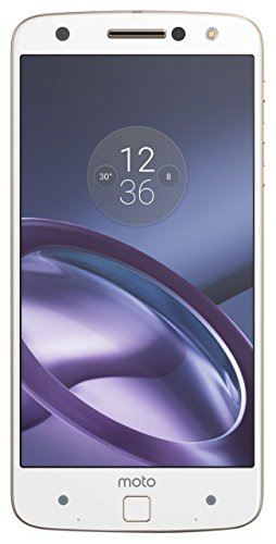 Moto Z with Style Mod (White, 64GB)