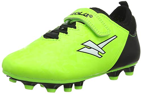 Gola Boys Alpha Mld Velcro Football Boots