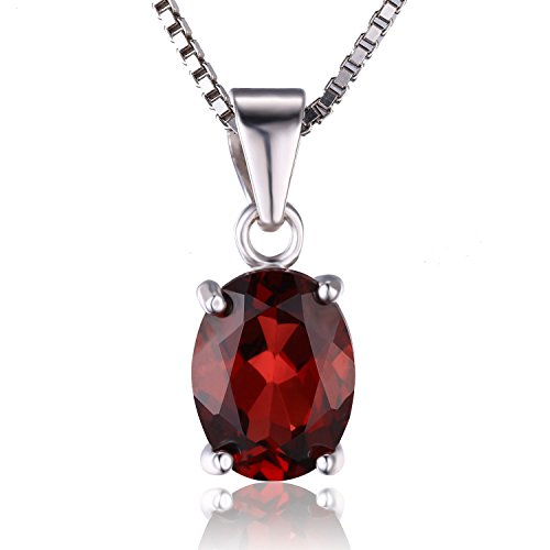 jewelrypalace-oval-25ct-natural-red-garnet-birthstone-solitaire-pendant-necklace-solid-925-sterling-