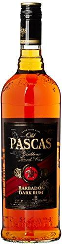 Old Pascas Ron Negro Dark Rum (1 x 1 l)